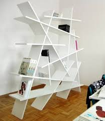Modern Book Rack Designs 15 Collection Of Free Standing Book Shelf