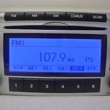 hyundai santa fe bluetooth best 2007 2009 hyundai santa fe oem radio cd player w mp3 xm