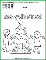 kindergarten sheets for christmas u2013 fun for christmas