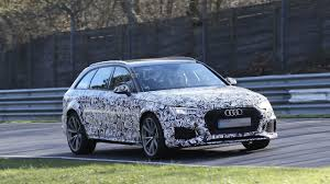 2017 audi rs4 avant spy photo motor1 com photos
