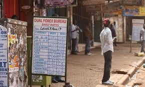 forex bureau bureaus in uganda today