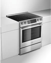 bosch hei8054u 30 inch slide in electric range with true