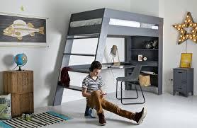 chambre ado lit superpos garon élégant chambre ado avec lit mezzanine best