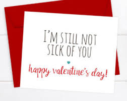 snarky s day cards boyfriend card i like you card i you card