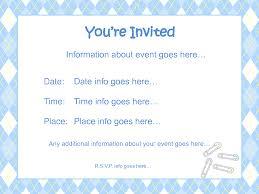 e invites free free printable invitation design