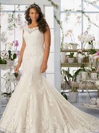 10 stunning and affordable plus size wedding dress designers