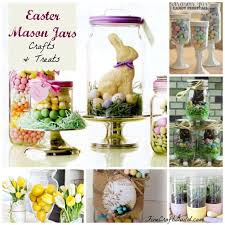 Mason Jar Decorations For Easter by 15 Easter Mason Jar Crafts And Treats