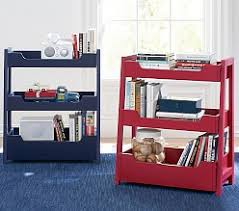 kids study bookshelves u0026 bookcases pottery barn kids