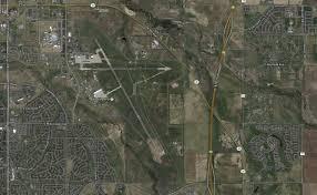 buckley afb map ground satellite views of buckley air base colorado us