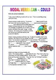 english worksheets modal verbs worksheets page 16