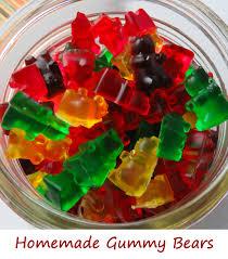homemade gummy bears life u0027s a tomatolife u0027s a tomato