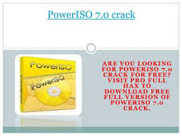 poweriso full version free download with crack for windows 7 download poweriso 7 0 with full crack pro full hax youtube