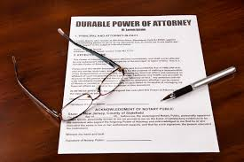 Power Of Attorney Draft Letter by Free Downloadable Durable General Power Of Attorney Form