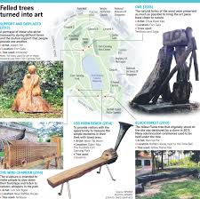wood sculpture singapore wood to singapore news top stories the straits times