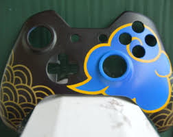 custom painted tracer overwatch xbox one wireless controller s