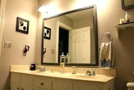lighted bathroom wall mirror large horizontal bathroom mirrors bathroom superb horizontal large