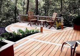high quality composite materials for your deck how to build a house