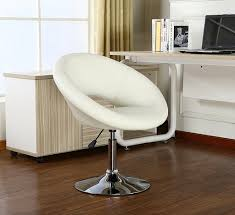 accessories white pod swivel vanity stool 49 beautiful dressing