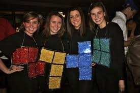 Tetris Halloween Costume Minute Halloween Ideas Collegiate Connection