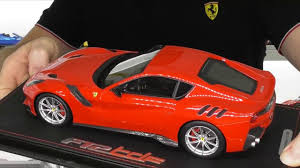 f12 model f12 tdf by bbr models 1 18 scale review