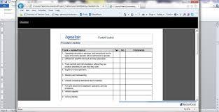 sop express sop templates u0026 visual work instructions