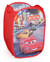 Popup Laundry Hamper by Cars Pop Up Toy Tidy Clothes Hamper