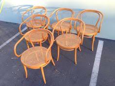 Thonet Vintage Chairs Set Of 6 Vintage Josef Hoffmann