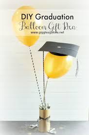 balloon gift diy graduation cap balloon gift