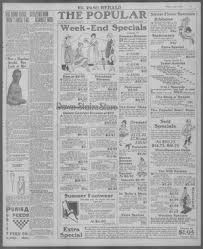 black friday el paso el paso herald el paso tex ed 1 friday august 6 1920