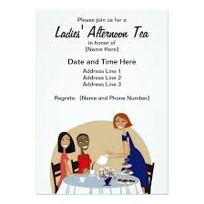 custom invites afternoon tea custom invites invitations 4 u