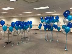 balloon arrangements chicago sea balloons balloon decorations balloon delivery
