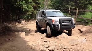 land rover lr4 lifted land rover lr3 off road youtube