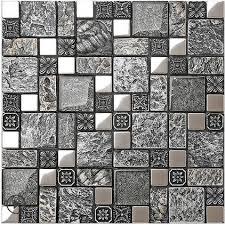 Grey Glass Backsplash by Grey Glass Tile Promotion Shop For Promotional Grey Glass Tile On