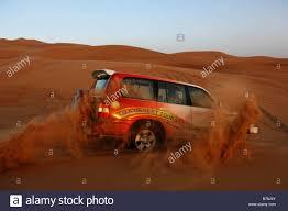 jeep dubai jeep safari in dubai united arab emirates uae middle east stock
