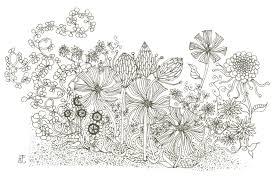 simple flower garden sketch flower garden sketch magiel