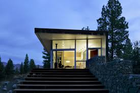 House Design Minimalist Modern Style by Furniture Minimalist House Architecture With Stone Fence In