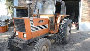 arranque en frío tractor fiat 780 youtube