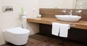 salle de bain plan de travail plan vasque à faire soi même en béton bois carrelage