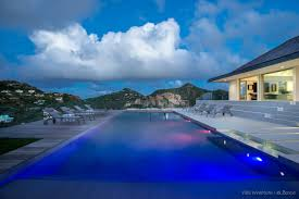 St Barts Location Map by Villa Palm Springs St Barts Caribbean Casol Villas France