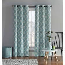Thermalayer Eclipse Curtains Curtains Eclipse Curtains Colin Curtain Panel With Wooden