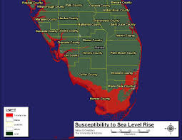 More Sea Level Rise Maps Florida Reprimands State Worker For Violating Climate Change