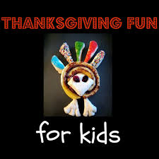 make the special with thanksgiving activities for