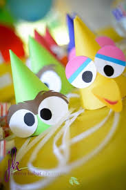 23 sensational sesame street party ideas spaceships and laser beams