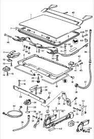 1988 porsche 944 parts sunroof pelican parts technical bbs