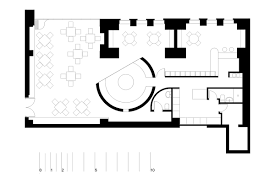 Italian Restaurant Floor Plan Item
