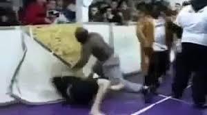 kimbo slice vs police officer street fight video dailymotion