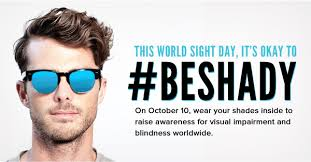 World Blindness Day Toms Beshady Milled