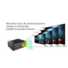 black friday amazon projector amazon com 2016 black friday mini projector lary intel 1080p