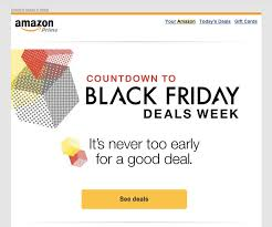 amazon countdown to black friday 5 ways your store can stand out on black friday u0026 cyber monday