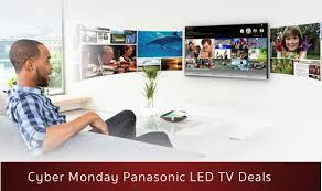 best black friday cyber monday tv deals find the best cyber monday panasonic led tv deals for 2014 black